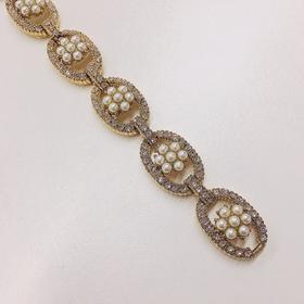 CINER New York  Vintage珍珠造型手链