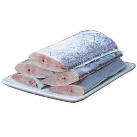 【半岛商城】新鲜刀鱼段 4袋*500g 冷冻海鲜活刀鱼中段带鱼段 舟山刀鱼 省内包邮