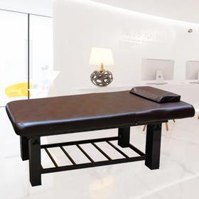 美容床-100方腿皮革(咖)190×80×65cm