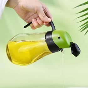 【为思礼】自动开合油壶 倒油时自动开盖 倒完自动关闭 不滴不漏 无油渍残留 控油容易清洗 精心设计高颜值 给厨房增添一抹色彩