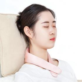H&3 发热真丝护颈带颈部热敷办公家用缓解颈椎围脖