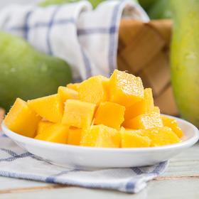 预售  2月10号开始发货越南甜心芒果5斤新鲜现摘精选芒果