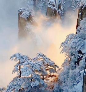 【冬日黄山】黄山雾凇+宏村倒影+景德镇人文+瑶里古镇环境人像之旅