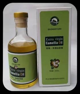 【茅箭电商节】丨湖北家家富农业丨特级多用山茶油200ml瓶装