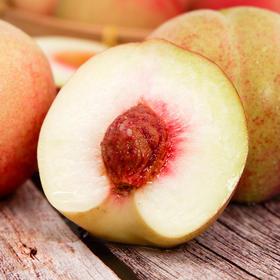 【沂蒙山冬雪蜜桃 】小冬桃 脆甜可口 皮薄肉厚 新鲜桃子 5斤装
