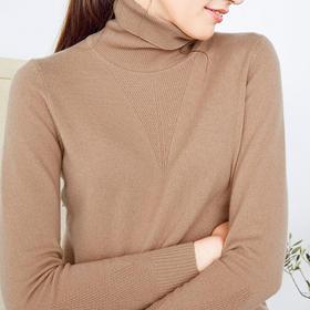 Sandriver·羊绒衫│奢侈品背后的中国制造,细软似烟云,耐穿20年