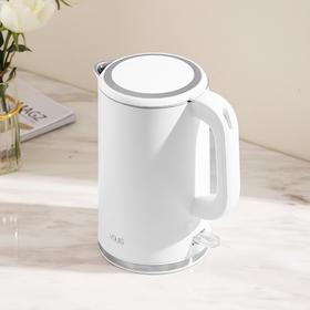 【煮水快容量大】YOULG阳朗便携电热水壶|1800W大功率|双层防烫壶身|英国进口控温器