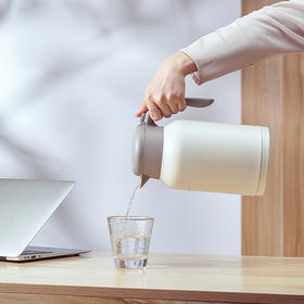 KIMS COOK 暖空系列保温壶 | 超保温,放一整天的水还是热气腾腾