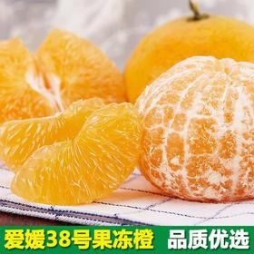 爱媛38号果冻橙5斤装当季水果柑橘子手剥橙新鲜橙子每日现采现发