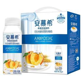 安慕希黄桃燕麦酸奶200g*10瓶