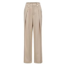 (现货) MAISON COVET自有品牌 米白色挺括休闲西装裤