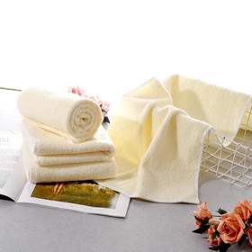 大豆蛋白滋养毛巾 | 专利金奖,抑菌防臭,越洗越柔软