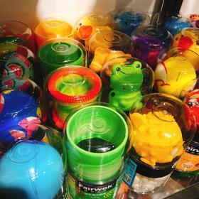 益生菌小乳球|多种玩具搭配益生菌糖果,乐趣十足。
