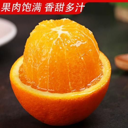 【新鲜脐橙】江西赣州  赣南脐橙8斤装 新鲜当季甜橙赣南脐橙 商品图1