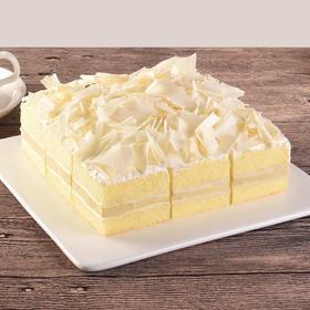 新品·1磅(6英寸)雪心榴莲·下午茶蛋糕