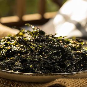 福建霞浦有机头茬紫菜|口感犹如海鲜般鲜甜|50g/包【严选X水果蔬菜】