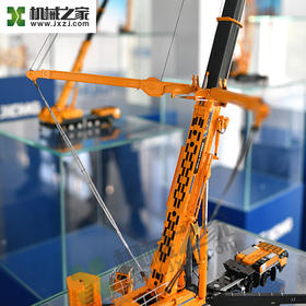 【新款】XCMG徐工QCA1200吨1:50起重机吊车模型原厂合金模型