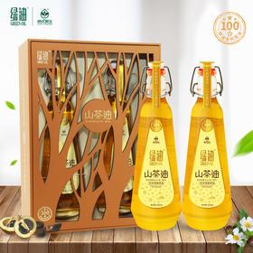 绿油百年老树茶油