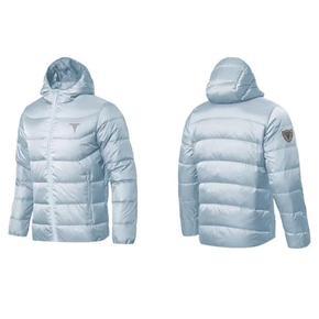 TIBHAR挺拔新短款羽绒服加厚保暖男女款保暖比赛服