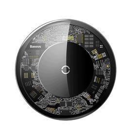 【一丝不挂的】全透明无线充电黑科技!苹果&安卓全兼容!过充自断电/过流/过温/短路/多项保护!超薄5MM!