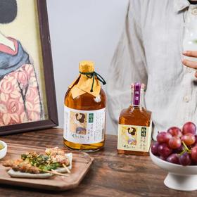竹久梦二名作款,如早春般温柔淡甜,微微冶艳的味道 日本进口宫下早春梅子酒