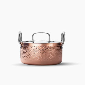 Ciera黄铜锅 | 极速聚热,中小火就能让家常美味翻倍