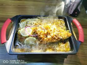 西式黑椒烤鱼