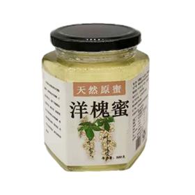 优蜜谷19年新洋槐蜂蜜槐花蜜高活性水白蜜