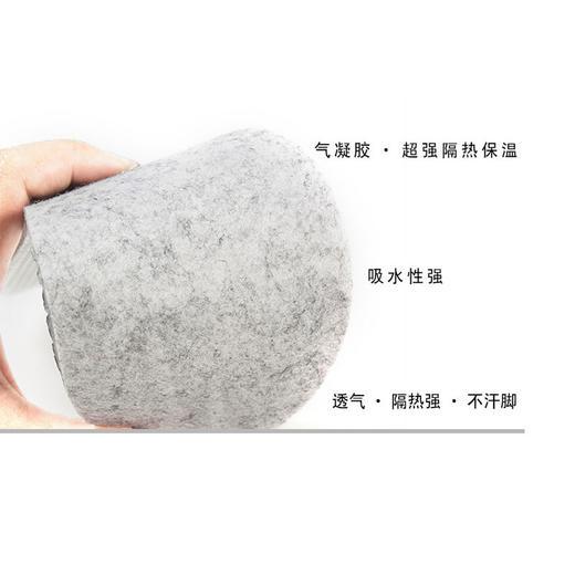 黑科技气凝胶热能反射保温鞋垫 商品图7