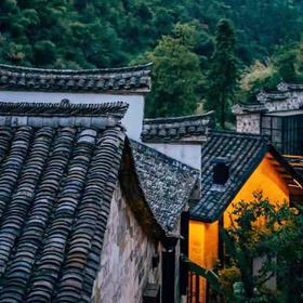 【金华•浦江】不舍野马岭中国村 2天1夜暖冬养生套餐