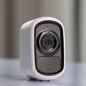 Solidcore 1080P 智能摄像头 PIR电池低功耗智能摄像机 全无线AI监控摄像机