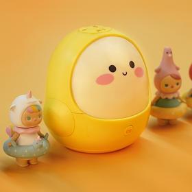 """「用爸妈的声音给孩子讲故事」科大讯飞""""神奇蛋""""阿尔法蛋Z1,智能故事机,5分钟定制爸妈的声音,10W+资源、故事随意选!"""