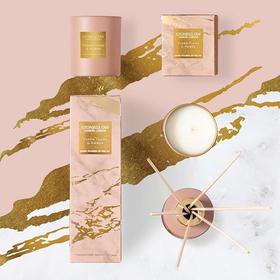 【STONEGLOW】英国进口香薰蜡烛植物精油卧室香氛礼盒装LUNA系列 无火香氛