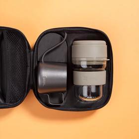【满足您的精致生活】holoholo旅行手冲咖啡壶、杯套装  | 小巧便携 |旅行随身 | 均送25片滤纸