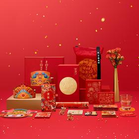 有礼有节新年礼盒│传统年礼,新趣游戏,满足一大家子的快乐