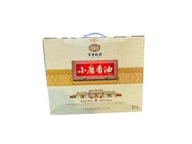 百年郧府小磨香油礼盒(405ml*4)