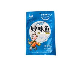 妙味鱼55g/袋