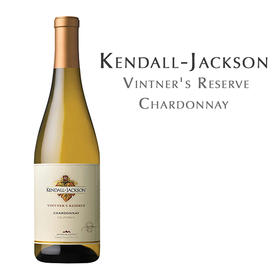 肯道杰克逊 酿酒师珍藏夏多内白葡萄酒,美国 加利佛尼亚 Kendall-Jackson Vintner's Reserve Chardonnay, USA California