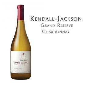 肯道杰克逊 珍藏夏多内白葡萄酒 美国 Kendall-Jackson Grand Reserve Chardonnay USA