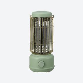 【半岛商城】星钻复古速热取暖器 | 2秒速热,房间温暖不干燥