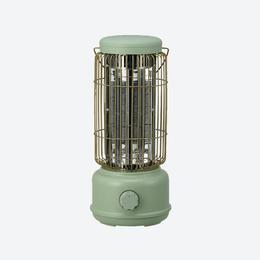 【半岛商城】星钻复古速热取暖器   2秒速热,房间温暖不干燥