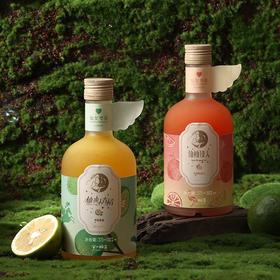 【安一酿造仙女座果酒 】仙柚撩人,仙爽小青橘|含40%果汁 仙爽怡人 妙不可言