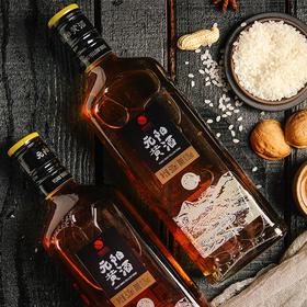 【元阳黄酒丨半甜型】梯田红米精酿,3年陈,低度酒,口味醇厚、鲜甜爽口 500ml/瓶
