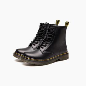 羊皮堂·马丁靴 | 1双马丁靴=100种穿搭,秋冬穿它,秒变大长腿