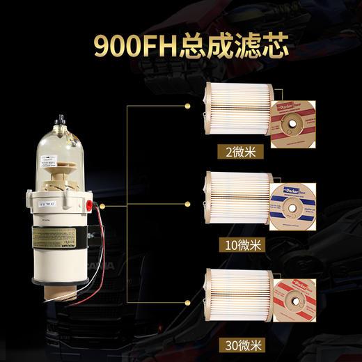 派克总成滤芯 900FH总成滤芯2微米/10微米/30微米滤芯 2040pm/2040tm/2040sm 商品图1