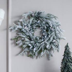 圣诞节装饰品花环挂饰门挂橱窗道具圣诞装饰品场景布置挂饰花环