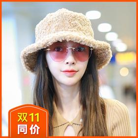 日本 Needs 丽意姿羊羔绒帽!挡风保暖,时尚有型!随意折叠,收纳方便!还有 UVCUT 防晒遮阳帽可选,遮99%紫外线,显脸小,一帽多戴!双面可用,可折叠便携带,轻松应对紫外线照射