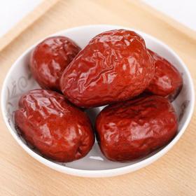 新疆和田大枣一级玉枣红枣|个大肉厚 颗颗饱满 果核小高营养|5斤装【严选X滋补养生】