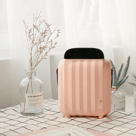 CYKE面包暖风机家用办公便携小型取暖器生活电器速热迷你桌面低功率热风机
