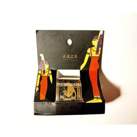 正义之美诚品丨玛阿特复古烫金和纸胶带